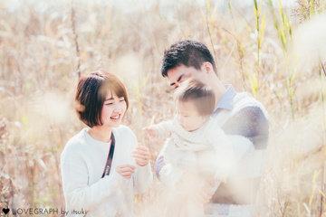Imoto Family  | 家族写真(ファミリーフォト)