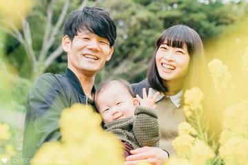NAOKI×HIRONA×TAKARA   家族写真(ファミリーフォト)