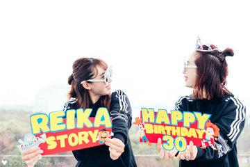 REIKA♡AYAKA   フレンドフォト(友達)