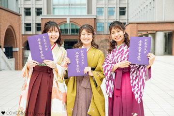 Asumi × Juri × Yuzuka | フレンドフォト(友達)