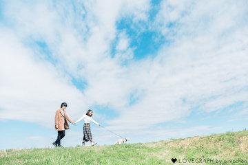 Saki×Hiroto | 家族写真(ファミリーフォト)