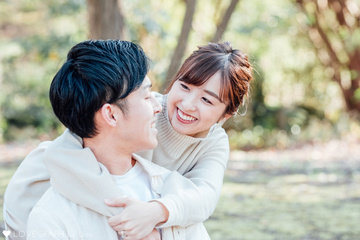 S and E | 夫婦フォト