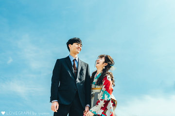 kana×yuki graduation | カップルフォト