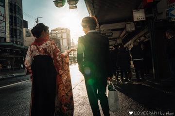 Miro&Ai | カップルフォト