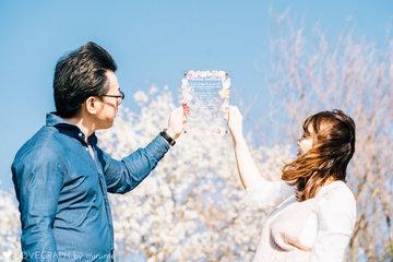Takahata family | 夫婦フォト
