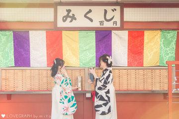 Mayuko & Yuka | フレンドフォト(友達)