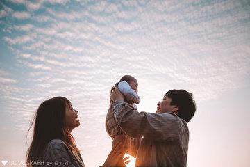 Kazuma×Rino×Hinata | 家族写真(ファミリーフォト)