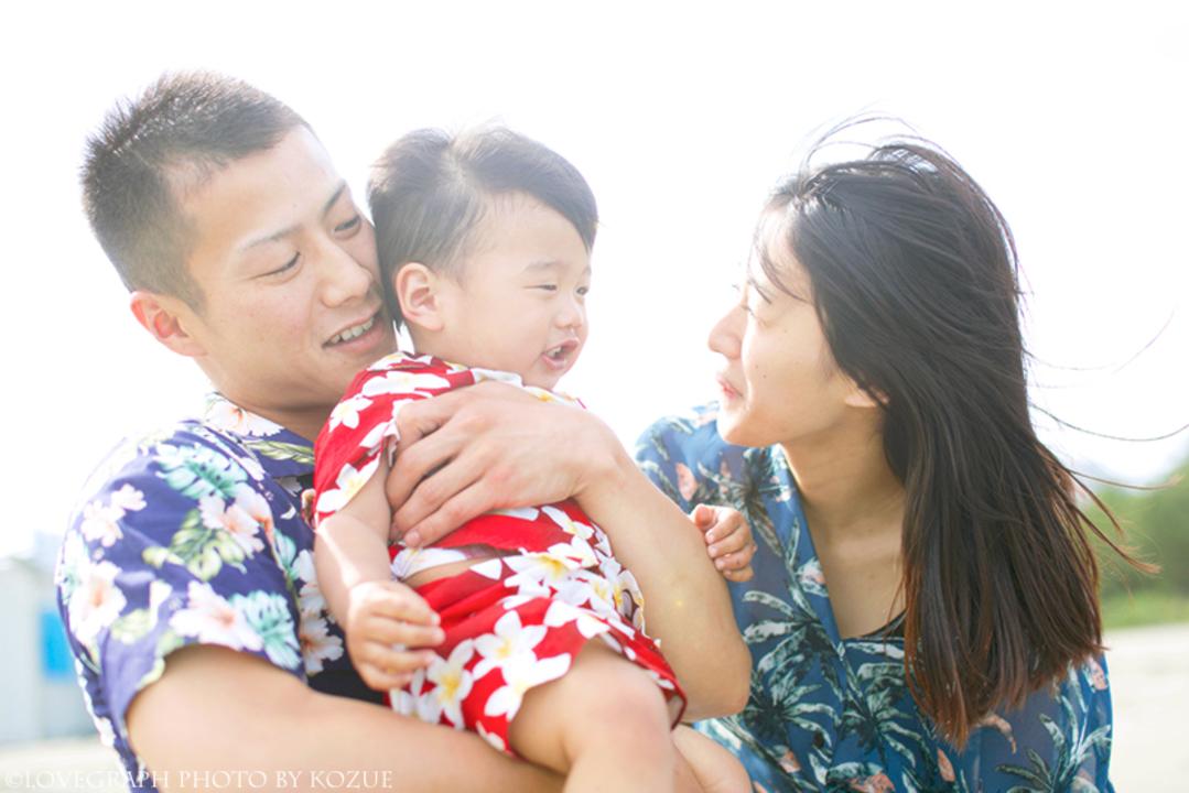 Yuta × Tsuzumi × Nagi | 家族写真(ファミリーフォト)