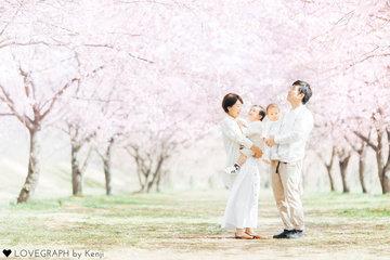 Izumida Family | 家族写真(ファミリーフォト)