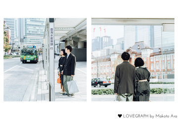 Shin × Miu | カップルフォト