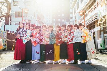 mutsume friends | フレンドフォト(友達)