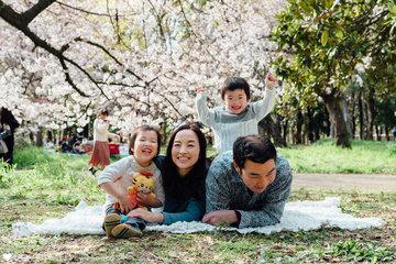 OKUNO Family | 家族写真(ファミリーフォト)
