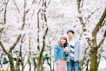 Satoshi & Miyu | カップルフォト