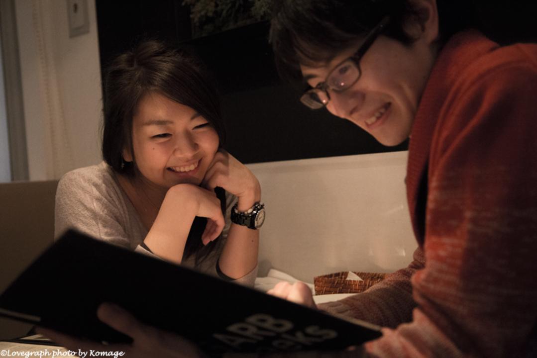 Satoshi × Aoi | カップルフォト