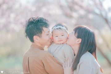 1st Birthday . | 家族写真(ファミリーフォト)