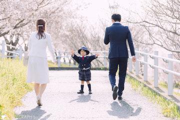 Sora×Sakura | 家族写真(ファミリーフォト)