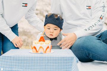 Eito 1st Birthday | 家族写真(ファミリーフォト)