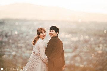 Chun x Colleen | 夫婦フォト