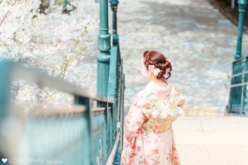 宝塚 花のみち×TIARA | 家族写真(ファミリーフォト)