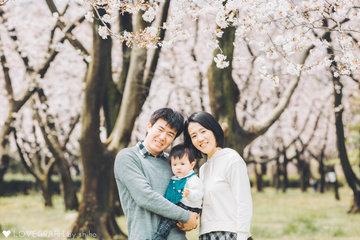 Hamabuchi Family | 家族写真(ファミリーフォト)