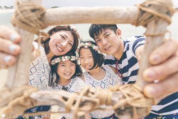 Tabei Family 10th Anniversary  | 家族写真(ファミリーフォト)