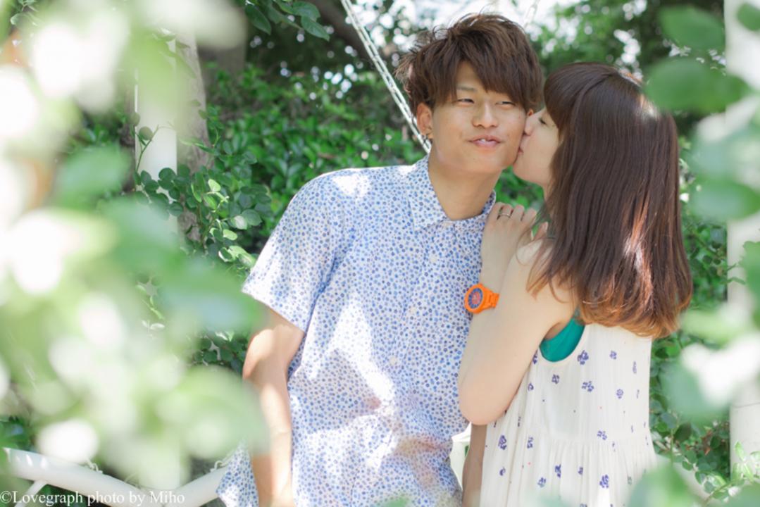 Taichi × Mizuki | カップルフォト