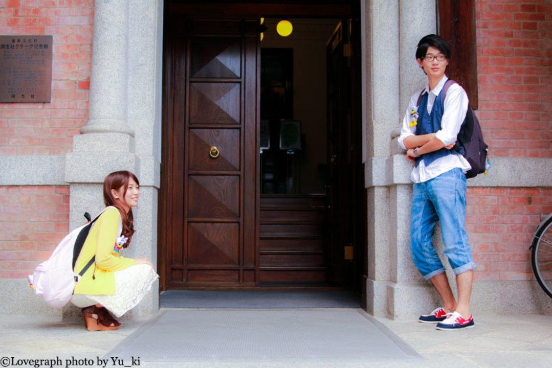 Taito × Mika | カップルフォト