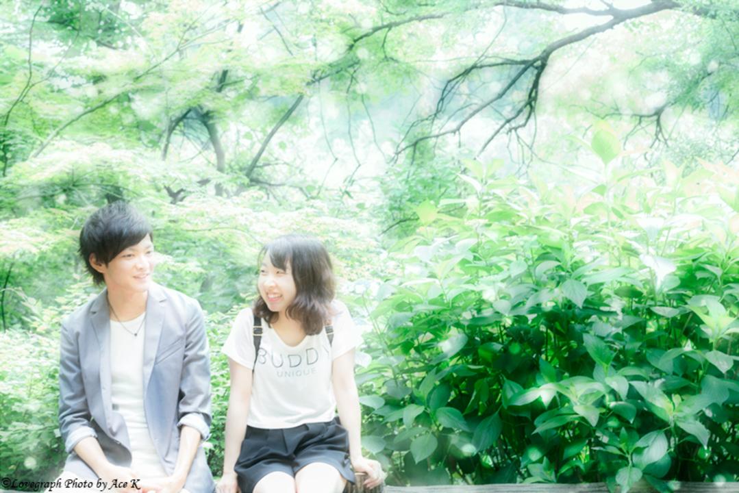 Yuhei × Mika | カップルフォト