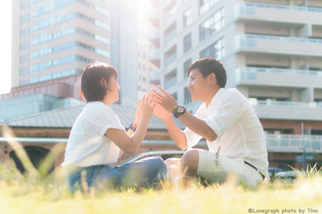 Eiji × Misato | カップルフォト