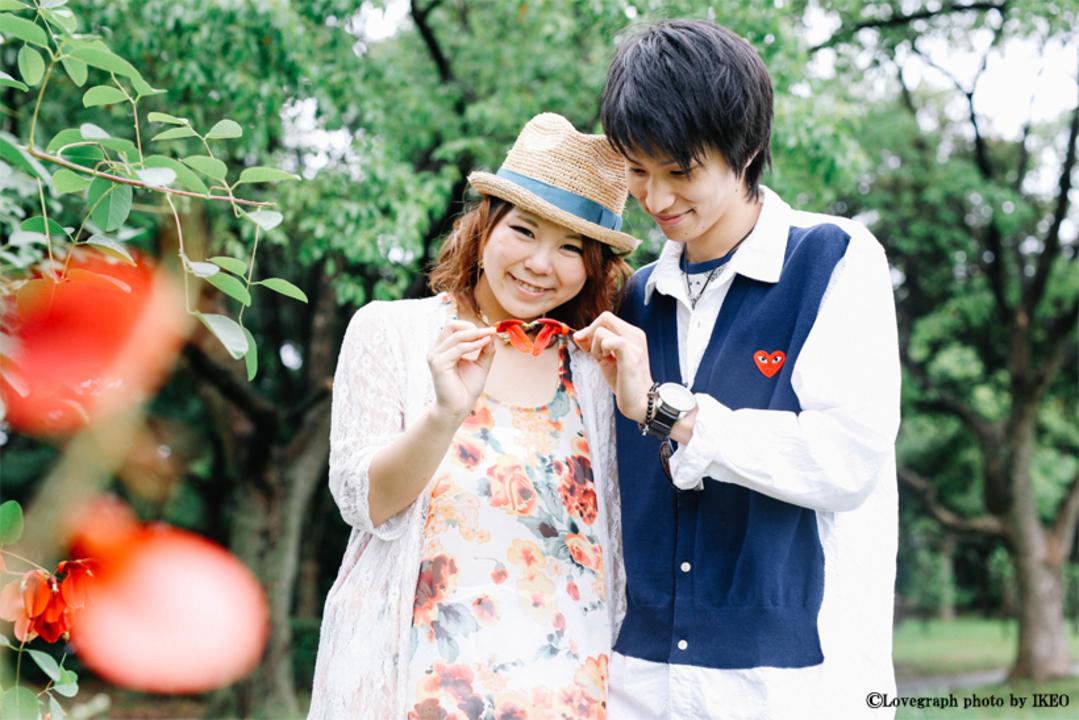 Taishi × Miki | カップルフォト