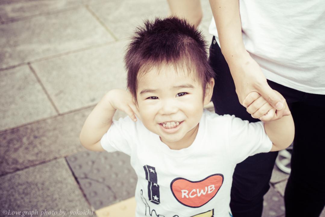 Ayumi × Haruki | 家族写真(ファミリーフォト)