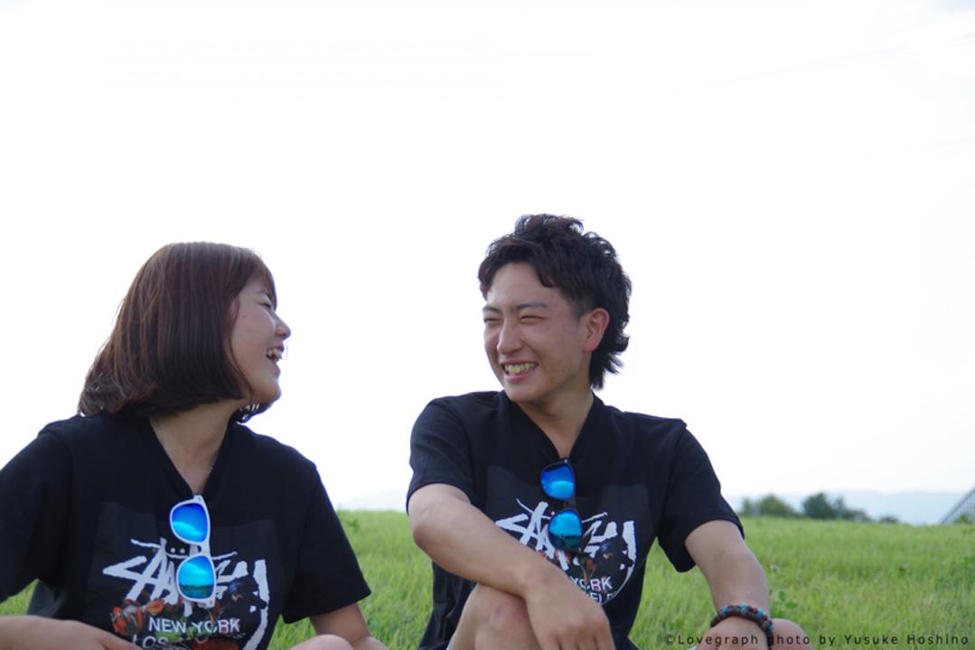 Yuuki × Chitose | カップルフォト