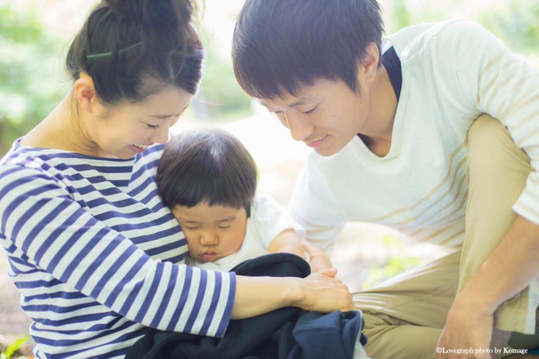 Takayuki × Aya × Syunta | 家族写真(ファミリーフォト)