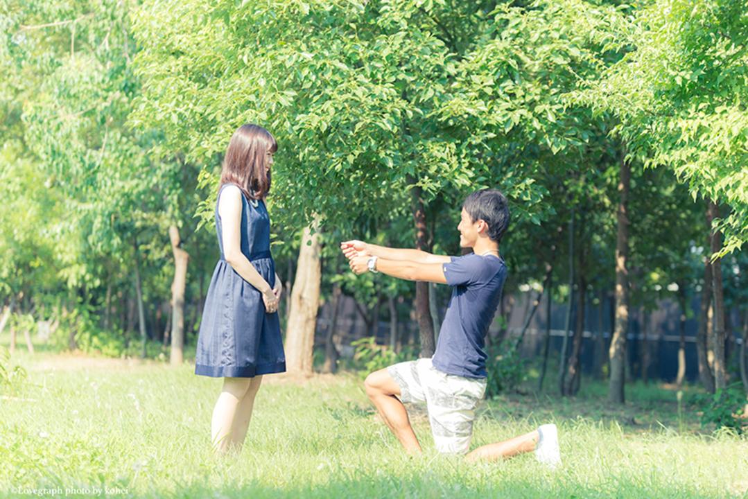 Shinichi × Rina | カップルフォト