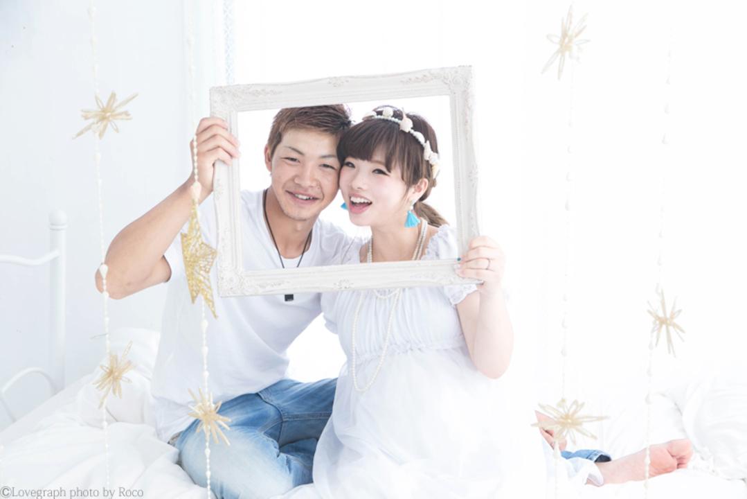 Ryoji × Hazuki | 夫婦フォト