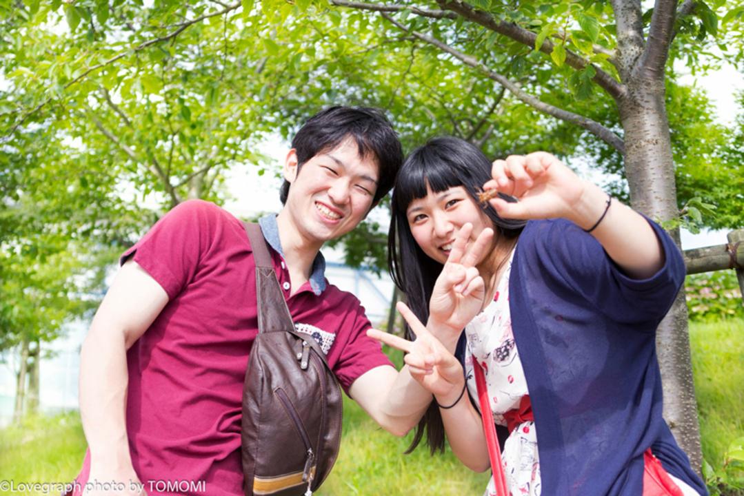Daiki × Kotomi | カップルフォト