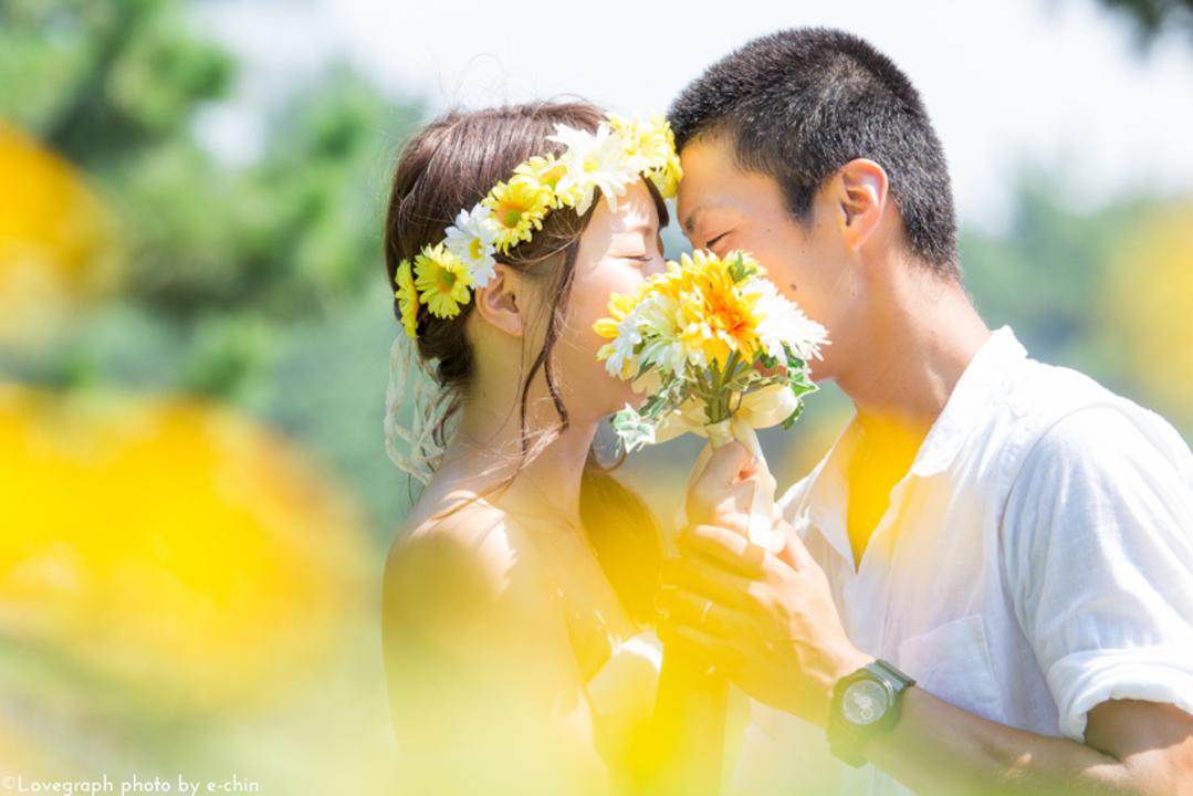 Sho × Maino | 夫婦フォト