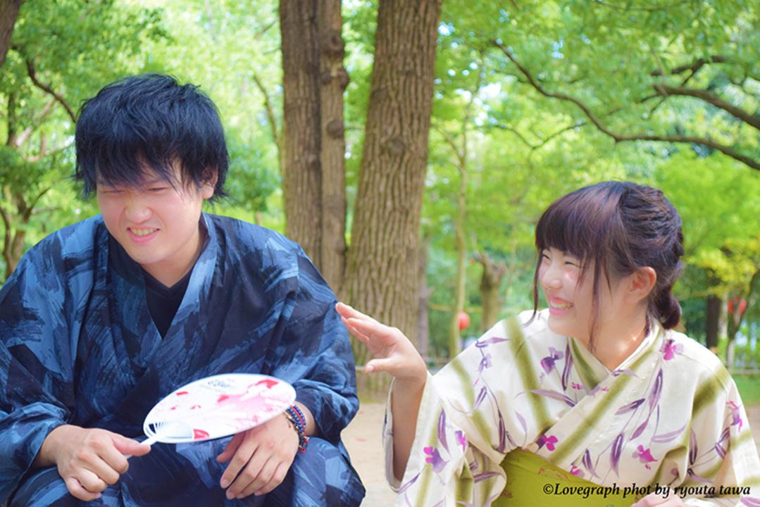 Tadashi × Yuki | カップルフォト