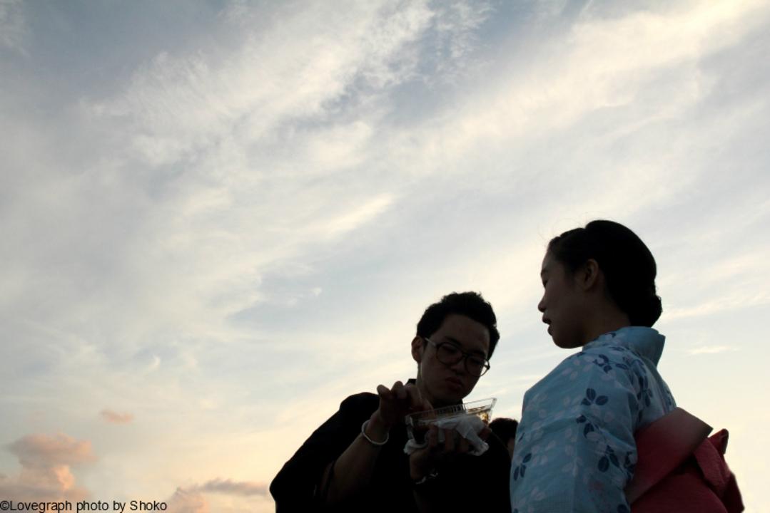 Sanghyup × Kazue | 夫婦フォト