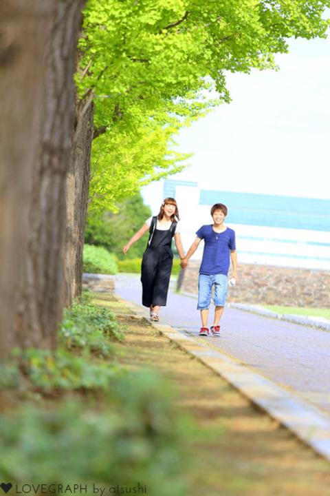Daisuke × Sae | カップルフォト
