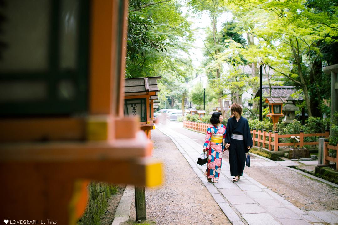 Shinobu × Mako | カップルフォト