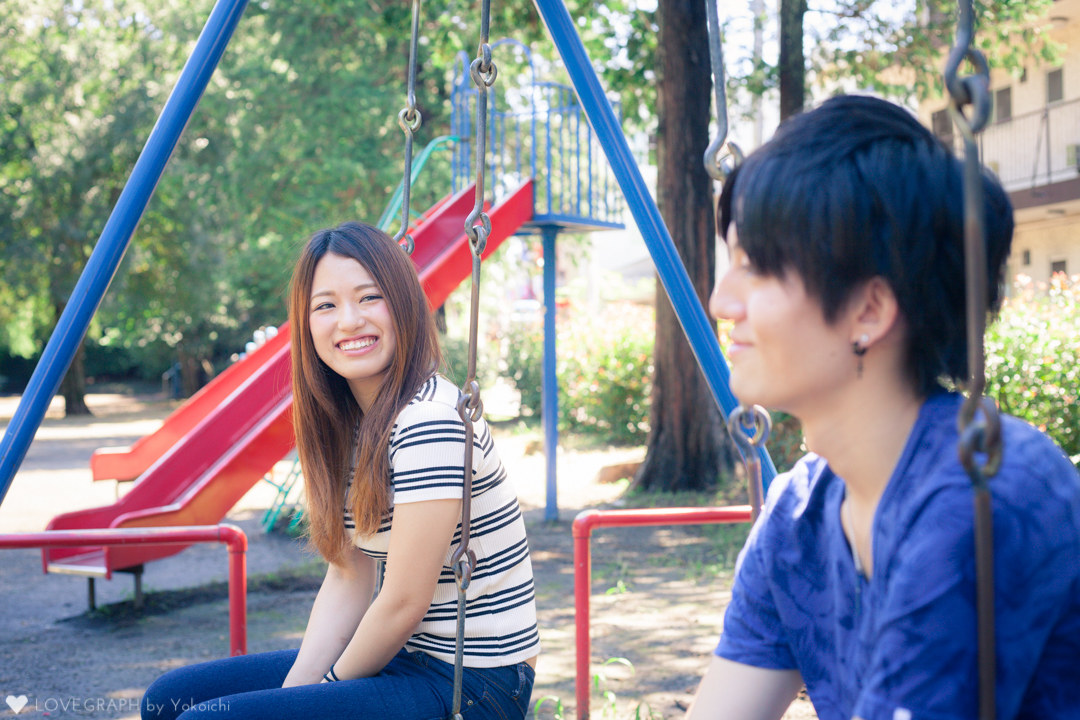 Yuichi × Misato | カップルフォト