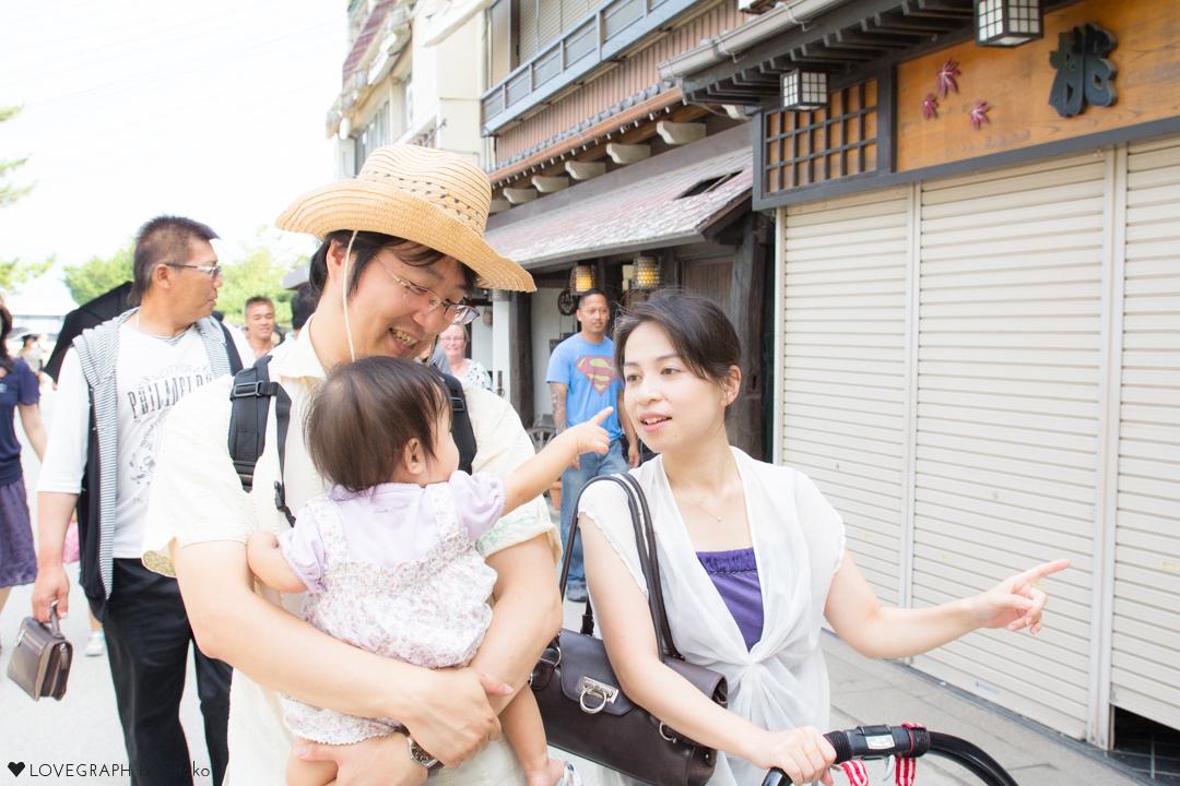 Hisao × Hazuki × Tae | 家族写真(ファミリーフォト)