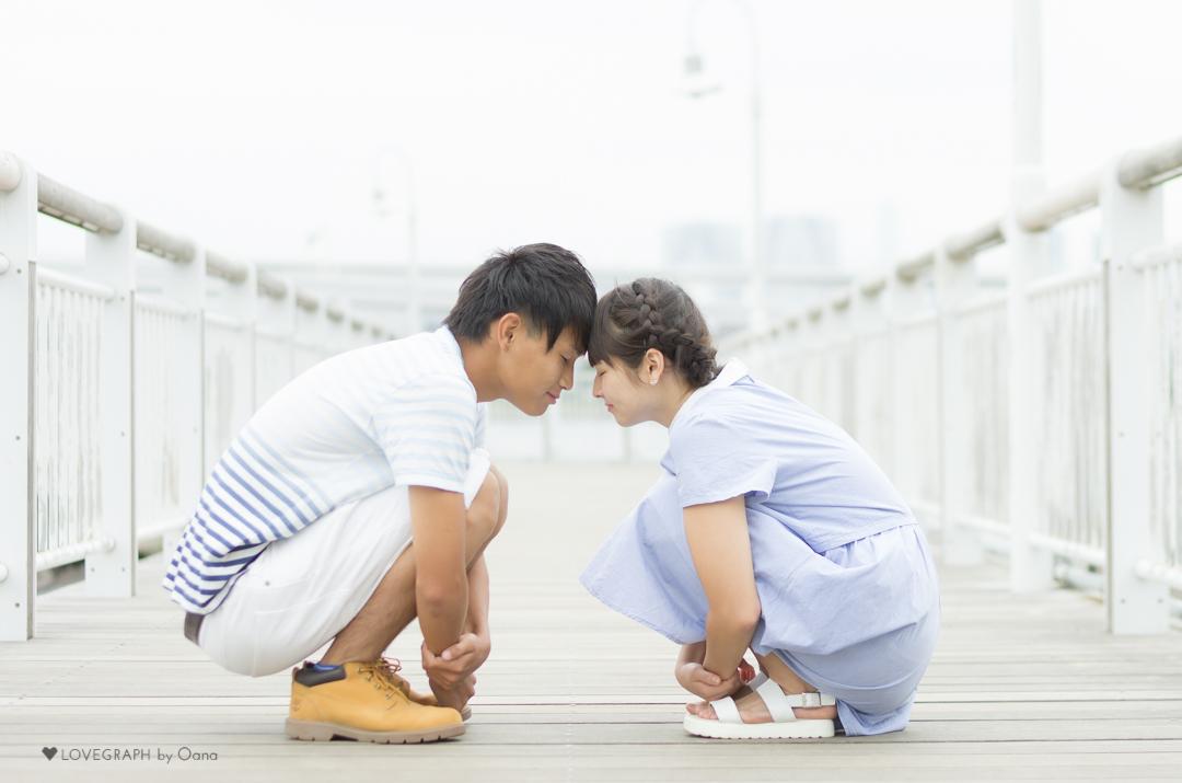 Takuya × Maimo | カップルフォト