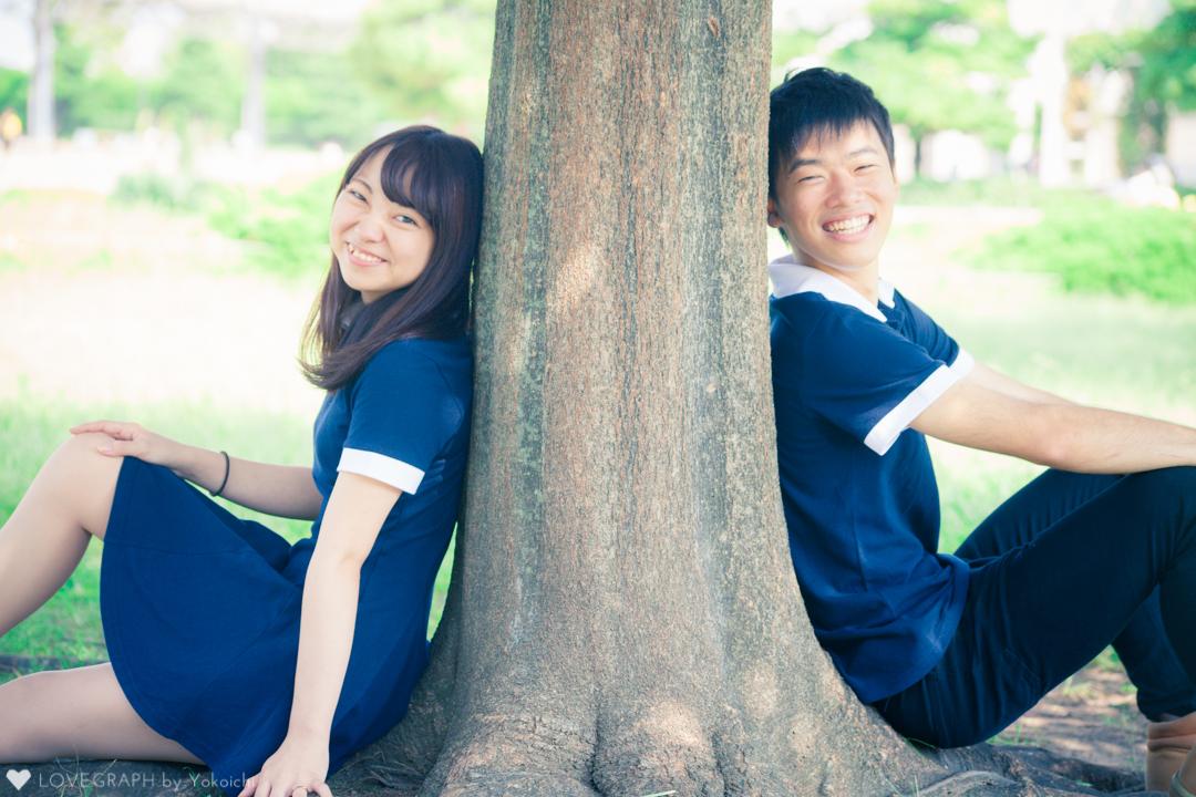 Keisuke × Manami | カップルフォト