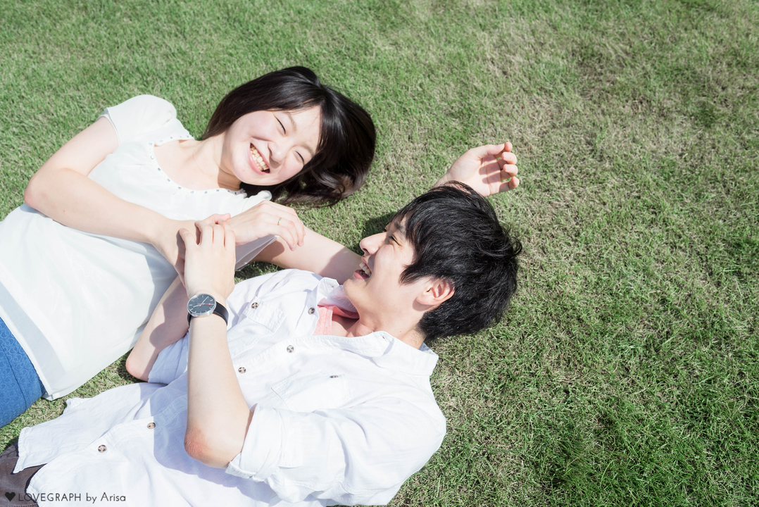 Motoki × Kieko | カップルフォト