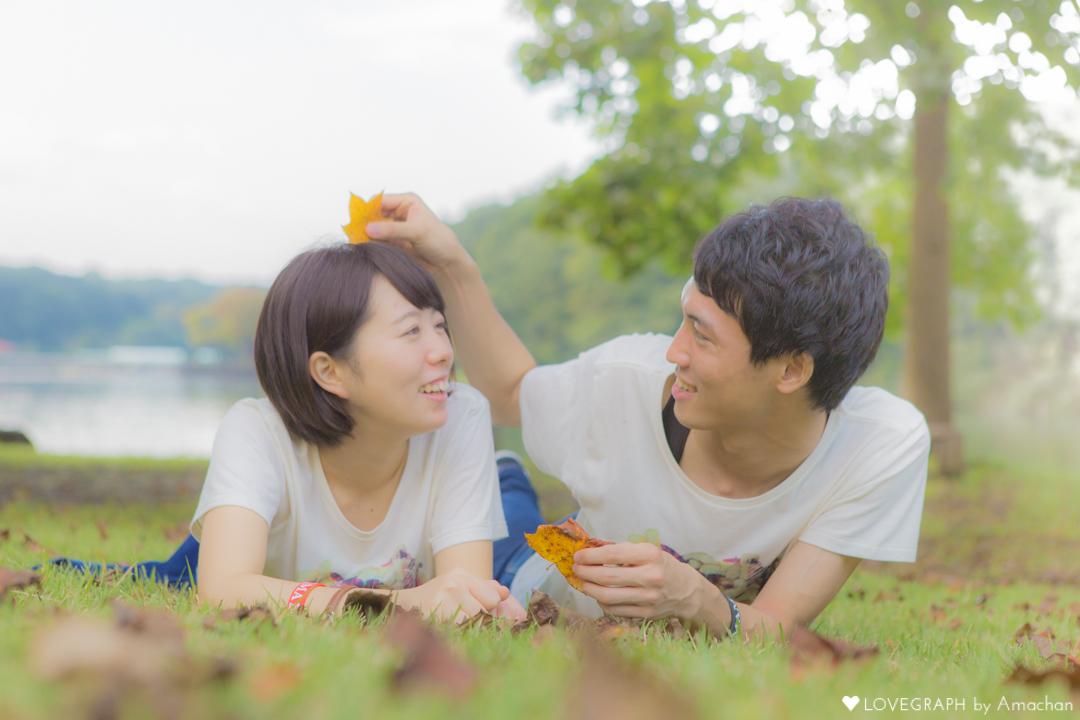 Hirotaka × Miwa | 夫婦フォト