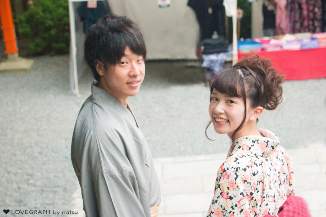 Shoji × Nanami | カップルフォト