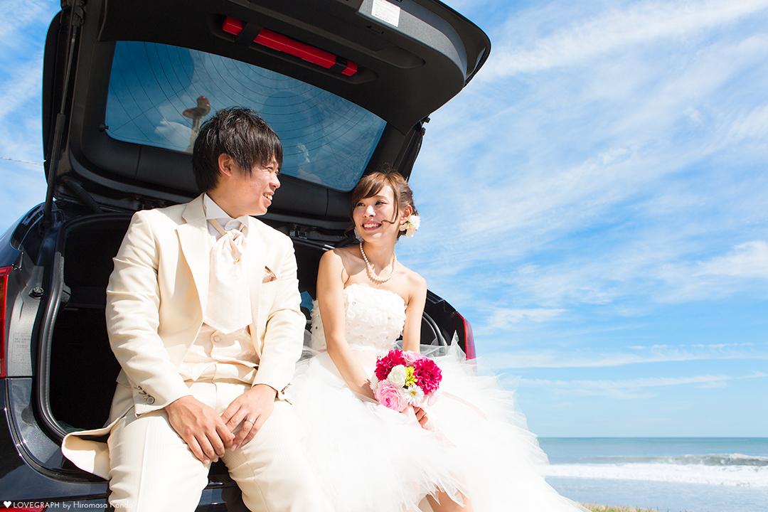 Masaaki × Miho | 夫婦フォト