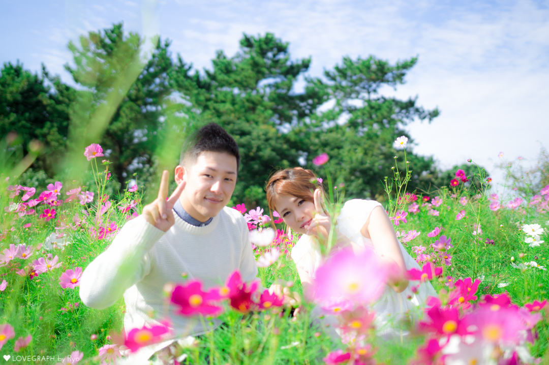 Takuya × Airi | 夫婦フォト
